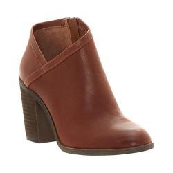 Women's Lucky Brand Salza Bootie Rye Leather