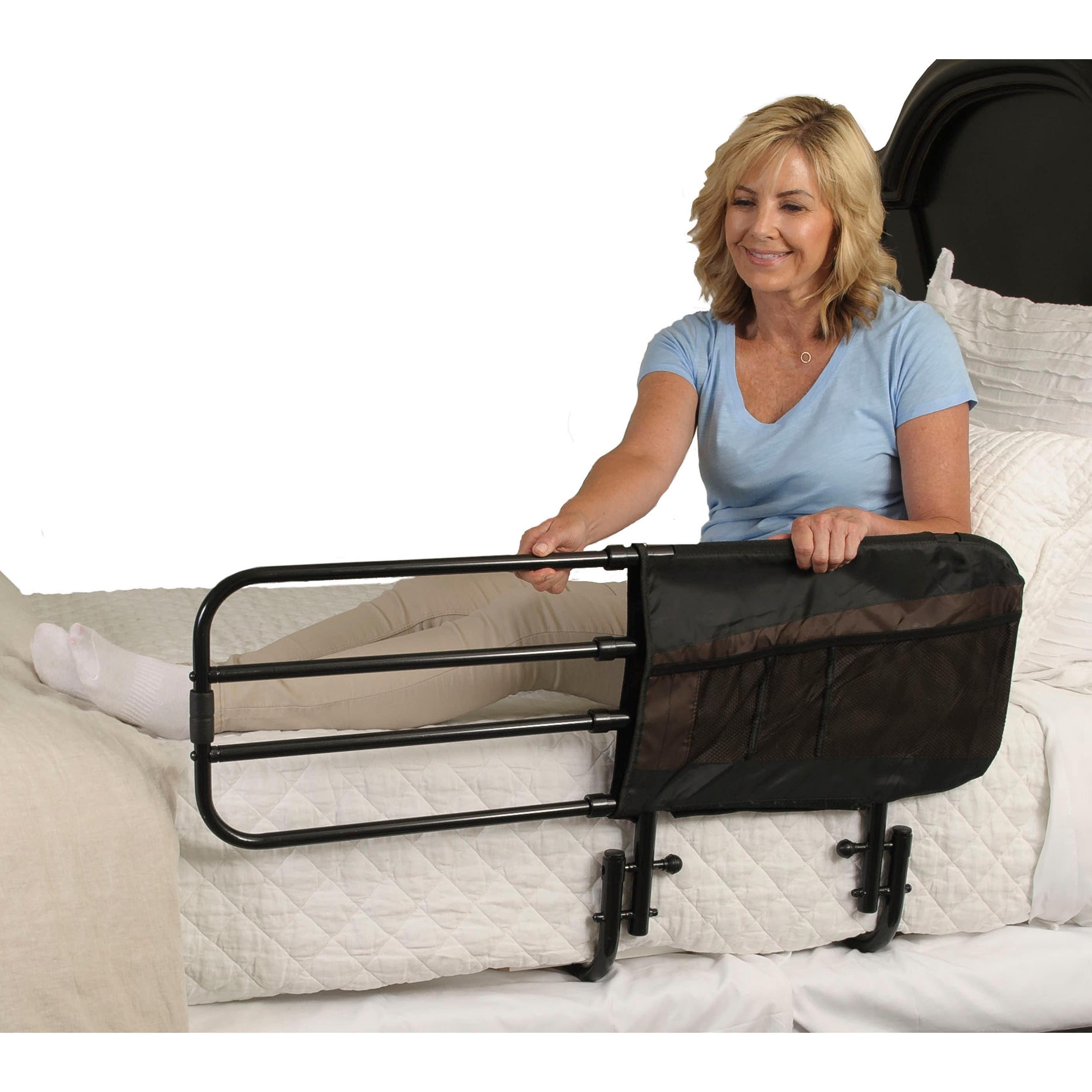 Stander EZ Adjust Bed Rail (Standers EZ Adjust Bed Rail),...