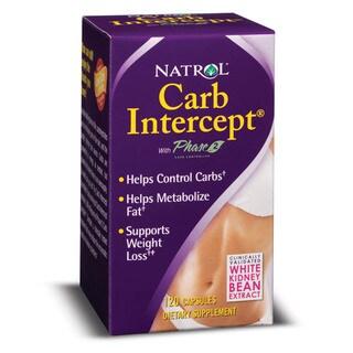 Natrol Carb Intercept Capsules (Pack of 2)