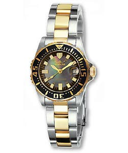 Invicta Women's 2960 Pro Diver Abyss Two-tone Watch|https://ak1.ostkcdn.com/images/products/2332662/Invicta-Womens-2960-Pro-Diver-Abyss-Two-Tone-Watch-P10576618.jpg?impolicy=medium