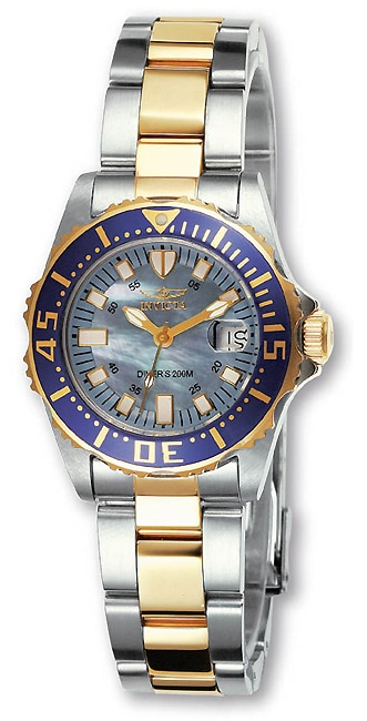 Invicta Women's Lady Abyss 2961 Blue Dial Watch, Size One...