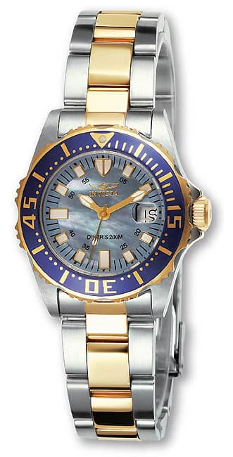 Invicta Women's Lady Abyss Blue Dial Watch