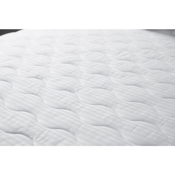 croscill 500 thread count egyptian cotton mattress pad free shipping today