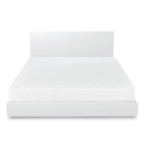 Hotel Madison 500 Thread Count Long Staple Cotton Mattress Pad - White
