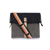 d0335af4eaf Handmade Phive Rivers Men s Leather and Canvas Multi Messenger Bags (Italy)  - One size