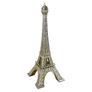 "15 "" -Three Hands Eiffel Tower Tabletop"