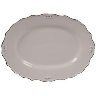 Certified International Oval Platter
