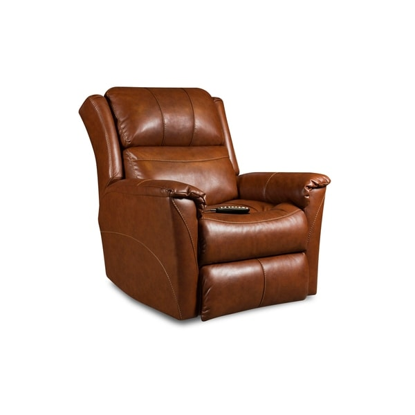 Shop Southern Motion Shimmer Socozi Leather Massage Rocker