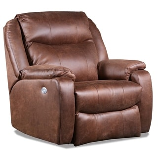 Southern Motion's Hercules Power Headrest Big Man's Recliner