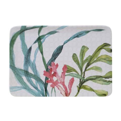 Certified International Sea Green Rectangular Platter