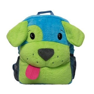 Brite Buddies Puppy Plush Backpack