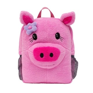 Brite Buddies Pig Plush Backpack