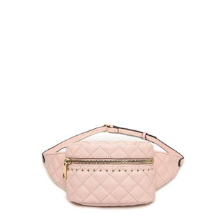 MKF Collection Camilla Quilted Belt Bag by Mia K Farrow