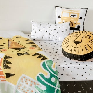 South Shore Dreamit 6-Piece Baby Bedding Baby Tiger
