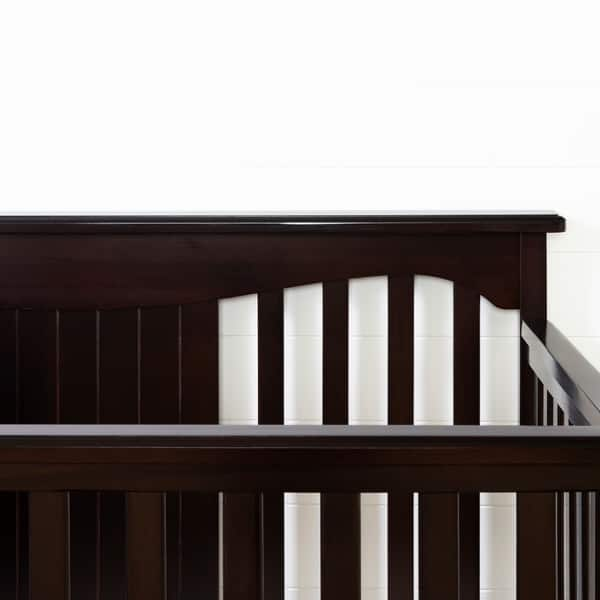 South S Savannah Baby Crib 4 Heights With Toddler