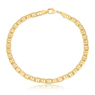 Gold Plated Gold 10inch Gucci Link Chain Necklace