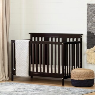 South Shore Little Smileys Baby Crib 4 Heights with Toddler Rail