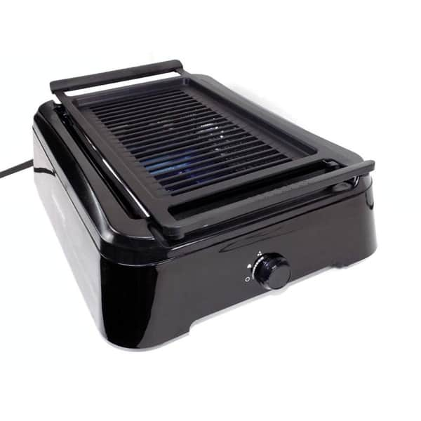 Shop Smokeless Indoor Electric Grill - Free Shipping Today ...