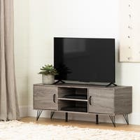 """South Shore Evane TV Stand with Doors for TVs up to 55"""""""
