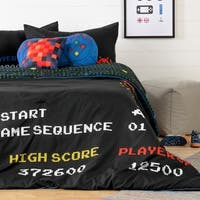 South Shore Dreamit Kids Bedding Set Video Game