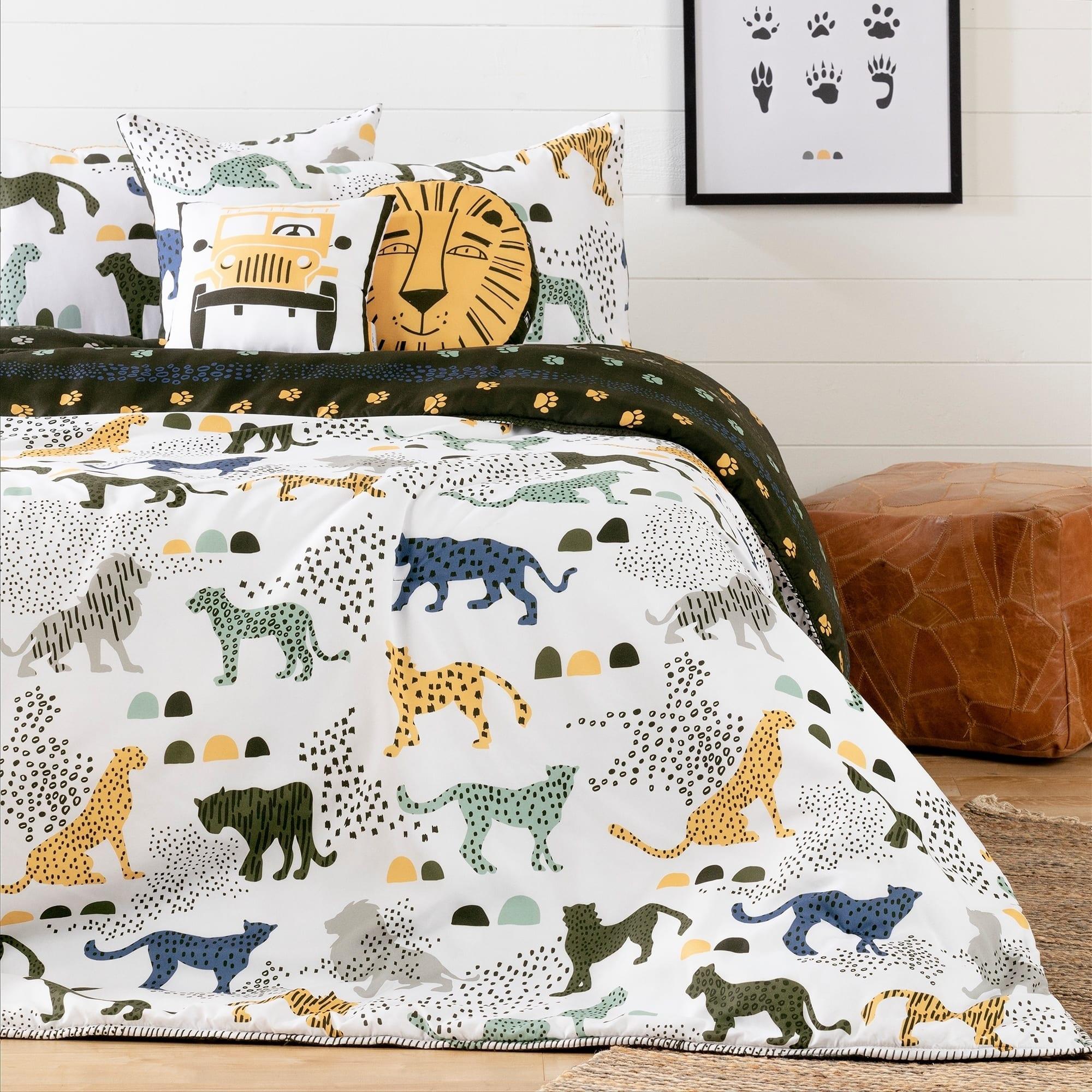 Kids Safari Bathroom Set: Buy Kids' Comforter Sets Online At Overstock