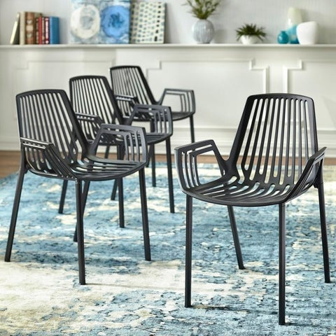 Simple Living Jemma Dining Chair (Set of 4)