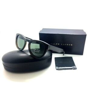 Ralph Lauren Tempered Glass Sunglasses PH 4081-P 5409/31 Dark Brown 51 Polo