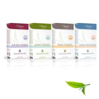Gourmesso Tea Infusion Bundle 40 Tea Capsules for Nespresso Machines