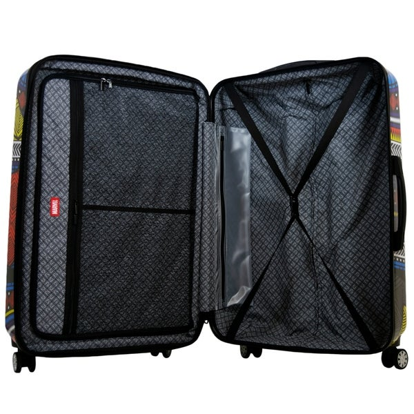 ful Marvel Black Panther Tribal 21in Rolling Luggage