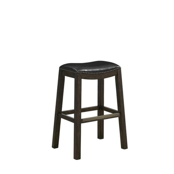 Marvelous Wyatt Bar Height Stool Creativecarmelina Interior Chair Design Creativecarmelinacom