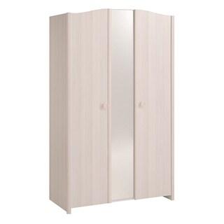 Nina 2 Door Wardrobe Cabinet