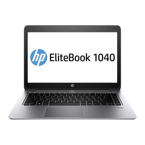 "HP Elitebook 1040 G2 Intel Core i5 2.3Ghz 8GB 256GB SSD Windows 10 Pro - 14"" - Refurbished"