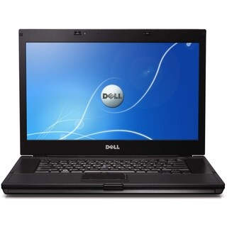 "Dell Latitude E6510 Intel Core i5 2.4GHz 8GB 500GB Windows 10 Pro - 15"" Refurbished"