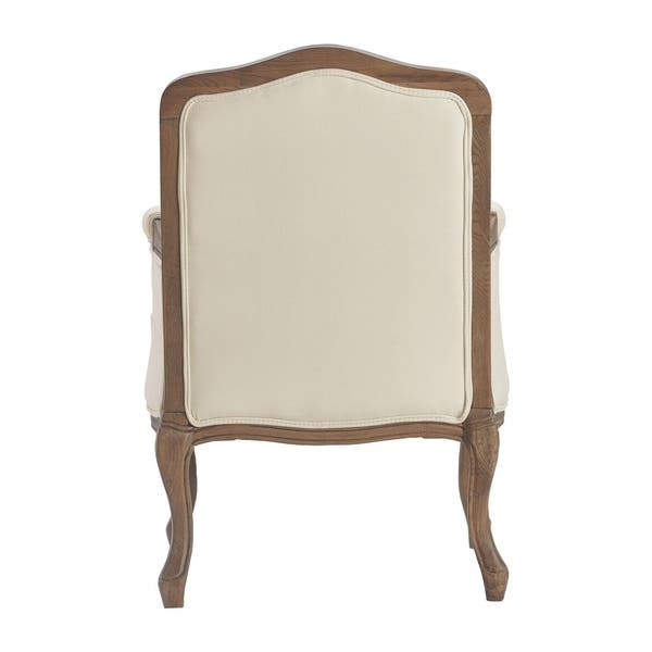 Prime Shop Finch Louis Accent Chair Vintage Cream Free Shipping Bralicious Painted Fabric Chair Ideas Braliciousco