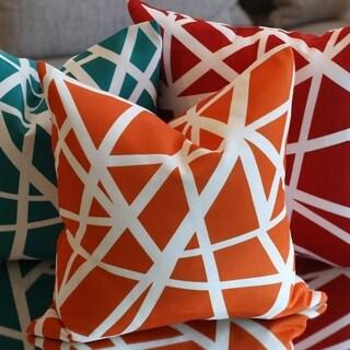 Bird's Nest Indoor / Outdoor Throw Pillow