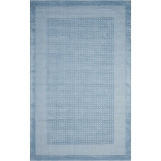 Nourison Hand-tufted Westport Contemporary Wool Rug (5' x 8')