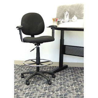 Boss Drafting Stool with Adjustable Arms (5 options available)