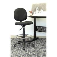 Boss Deluxe Drafting Stool