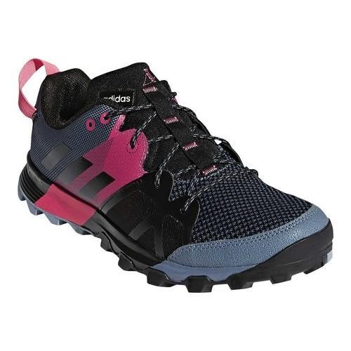 99c7693963ef3d Shop Women s adidas Kanadia 8.1 Trail Shoe Raw Steel Off White Real Pink -  Free Shipping Today - Overstock - 19840544