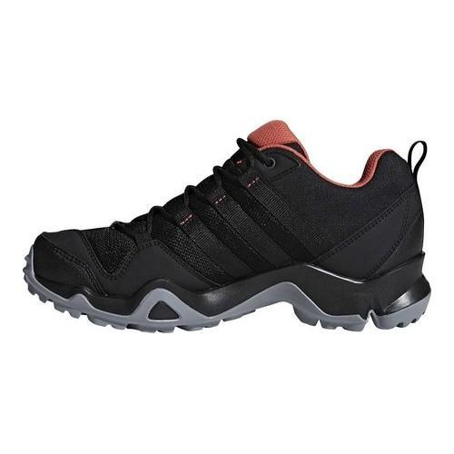 f6923d4dbed Shop Women s adidas Terrex AX 2.0 R GORE-TEX Hiking Shoe Black Black Trace  Scarlet - Free Shipping Today - Overstock.com - 19840547