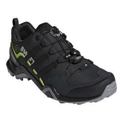 Men's adidas Terrex Swift R2 Hiking Shoe Carbon/Black/Grey Three