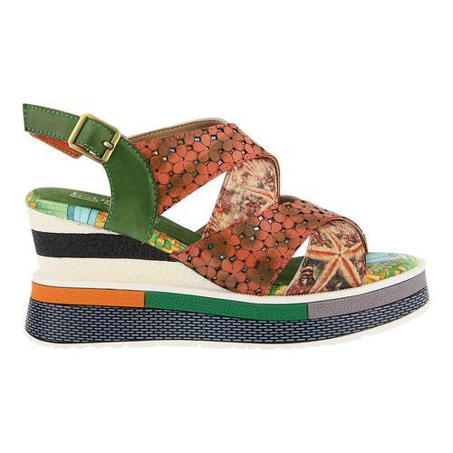 L'Artiste by Spring Step Akosa Sandals eAyqOmw