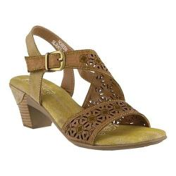 Women's L'Artiste by Spring Step Noreen Slingback Beige Leather