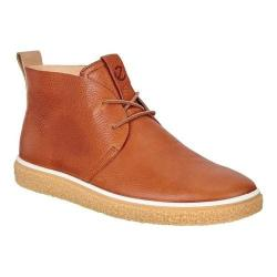 0de82b0f3c Men's ECCO Crepetray Chukka Boot Lion/Powder Cow Leather/Cow Nubuck |  Overstock.com Shopping - The Best Deals on Boots