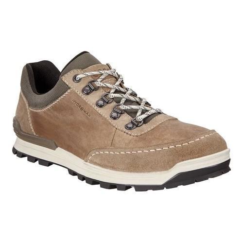 ECCO Oregon Retro Sneaker Brown Leather