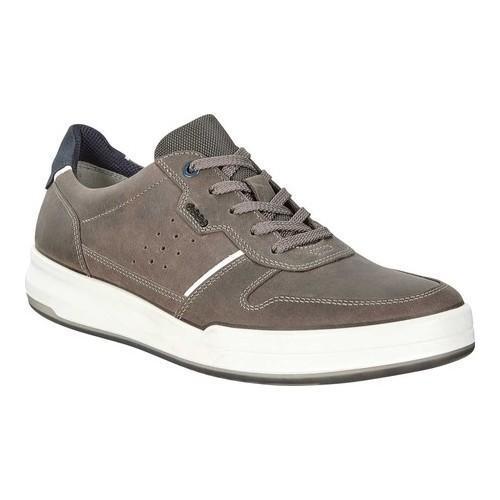 8f23853fcb Shop Men s ECCO Jack Sport Tie Sneaker Tarmac White Pavement Oil ...