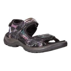Women's ECCO Yucatan Sandal Orchid Leather/Textile