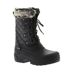 Women's Tundra Augusta Winter Boot Black/Charcoal