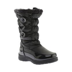 Girls' Tundra Chelsea Winter Boot Black
