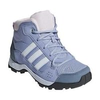Children's adidas Hyperhiker Trail Shoe Chalk Blue/Aero Blue/Aero Pink